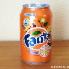 Coleccionismo de Coca-Cola y Pepsi: LATA FANTA ORANGE. KENYA CAN BOTE NARANJA AFRICA. Lote 160690566