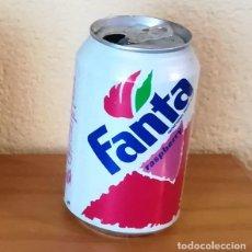 Coleccionismo de Coca-Cola y Pepsi: LATA FANTA RASPBERRY. UK CAN BOTE FRAMBUESA. Lote 160691158