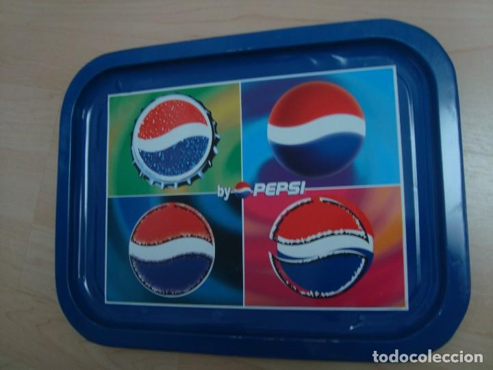 BANDEJA DE PEPSI (Coleccionismo - Botellas y Bebidas - Coca-Cola y Pepsi)