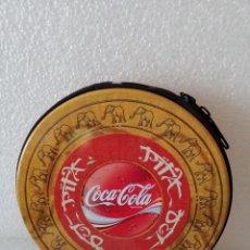 Coleccionismo de Coca-Cola y Pepsi: PORTA CD'S COCA COLA.. Lote 161271078