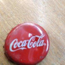 Coleccionismo de Coca-Cola y Pepsi: CHAPA CORONA COCA-COLA. Lote 162562718