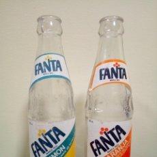 Coleccionismo de Coca-Cola y Pepsi: BOTELLAS FANTA ETIQUETA. Lote 163994217