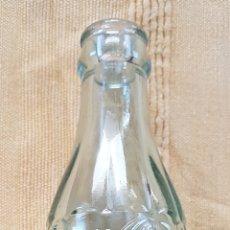 Coleccionismo de Coca-Cola y Pepsi: BOTELLA COCA COLA RELIEVE AÑOS 50. Lote 164582654