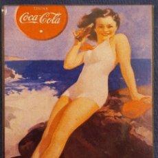 Coleccionismo de Coca-Cola y Pepsi: ANTIGUO IMÁN DE COCA COLA. 1991. Lote 165005066