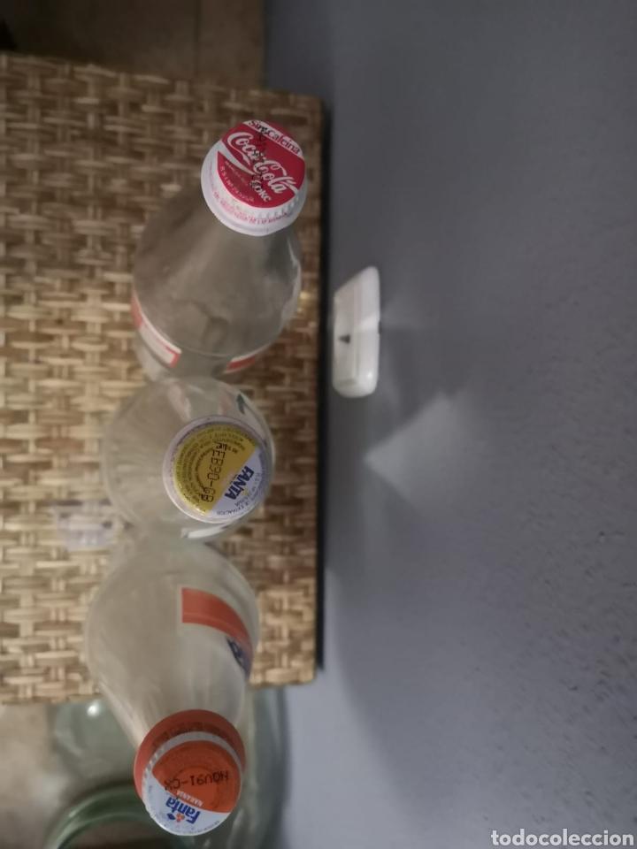 Coleccionismo de Coca-Cola y Pepsi: Lote de Fanta cocacola etiqueta de litro - Foto 2 - 165574364