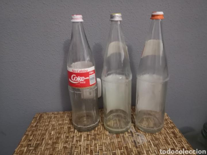 Coleccionismo de Coca-Cola y Pepsi: Lote de Fanta cocacola etiqueta de litro - Foto 3 - 165574364