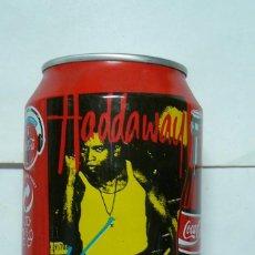 Coleccionismo de Coca-Cola y Pepsi: 1 LATA DE COCA COLA ALEMANA USADA VACIA 0,33 L 1997. Lote 166035922