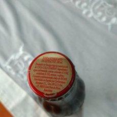 Coleccionismo de Coca-Cola y Pepsi: LA ÚNICA! Y ÚLTIMA! ( CHAPA Y BOTELLA COCA COLA ) EMBOT. EN SAN PERE DE RIBES. ! PARA TÚ COLECCIÓN !. Lote 166643009