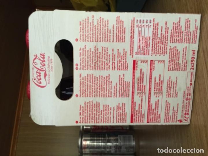 Coleccionismo de Coca-Cola y Pepsi: BOTELLA COCA COLA ITALIA - Foto 2 - 166804854
