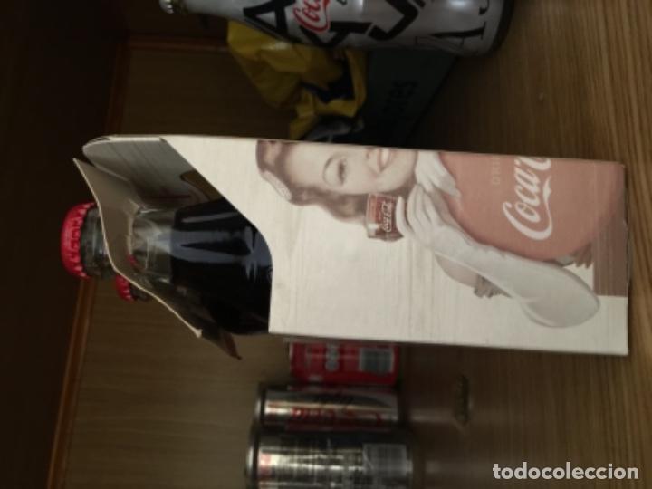 Coleccionismo de Coca-Cola y Pepsi: BOTELLA COCA COLA ITALIA - Foto 3 - 166804854