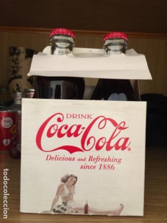 BOTELLA COCA COLA ITALIA (Coleccionismo - Botellas y Bebidas - Coca-Cola y Pepsi)
