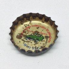 Coleccionismo de Coca-Cola y Pepsi: CHAPA CORONA FANTA - PROMOCION COCHES - RARA Y DIFICIL - AÑOS 60. Lote 166934184