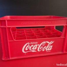 Coleccionismo de Coca-Cola y Pepsi: CAJA BOTELLINES BOTELLAS DE COCA COLA COCACOLA. . Lote 167630056