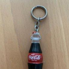Coleccionismo de Coca-Cola y Pepsi: LLAVERO BOTELLA COCA COLA. Lote 168309452