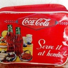 Coleccionismo de Coca-Cola y Pepsi: NEVERA PEQUEÑA COCA COLA. Lote 165610634