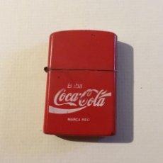 Coleccionismo de Coca-Cola y Pepsi: MECHERO COCA-COLA VINTAGE. Lote 168526596
