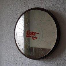 Coleccionismo de Coca-Cola y Pepsi: ESPEJO. Lote 168762772