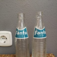Coleccionismo de Coca-Cola y Pepsi: BOTELLIN DE FANTA ANTIGUO. Lote 168925097