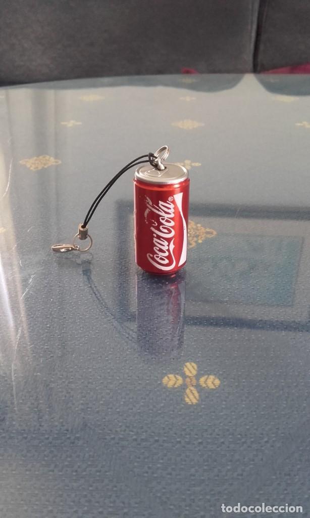 PENDRIVE COCA COLA (8 G) (Coleccionismo - Botellas y Bebidas - Coca-Cola y Pepsi)