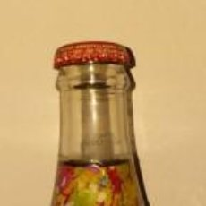 Coleccionismo de Coca-Cola y Pepsi: BOTELLA COCA COLA OPEN SEASON DE PERU. Lote 170852395