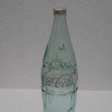 Coleccionismo de Coca-Cola y Pepsi: ANTIGUA BOTELLA DE COCA COLA. 1 LITRO.. Lote 171511535