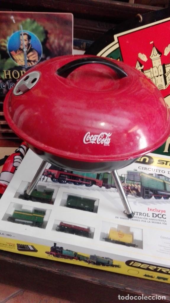 BARBACOA COCA COLA A ESTRENAR (Coleccionismo - Botellas y Bebidas - Coca-Cola y Pepsi)
