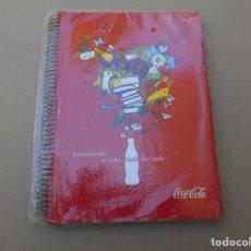Coleccionismo de Coca-Cola y Pepsi: CUADERNO COCACOLA. Lote 171811973