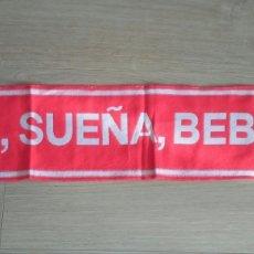 Coleccionismo de Coca-Cola y Pepsi: BUFANDA COCA COLA COCA-COLA . Lote 172217033