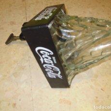 Coleccionismo de Coca-Cola y Pepsi: ABRIDOR COCA COLA ABREBOTELLAS BARRA BAR HIELO. Lote 172669344