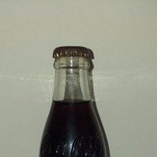 Coleccionismo de Coca-Cola y Pepsi: BOTELLA COCA COLA LLENA MUNDIAL DE FUTBOL ARGENTINA 1978. Lote 172822078