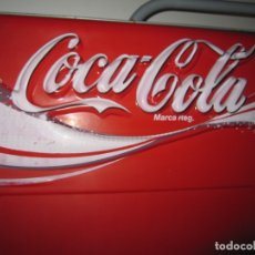 Coleccionismo de Coca-Cola y Pepsi: ANTIGUO CARTEL COCA COLA COCACOLA. Lote 173142412