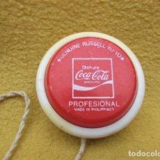Coleccionismo de Coca-Cola y Pepsi: GENUINE RUSSELL YO YO PROFESIONAL MADE IN PHILIPPINES. Lote 173172860