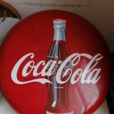 Coleccionismo de Coca-Cola y Pepsi: CHAPA COCA-COLA DE BAR NUEVA. Lote 173552367