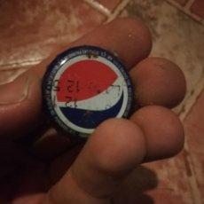 Coleccionismo de Coca-Cola y Pepsi: ANTIGUA CHAPA DE CORONA DE BOTELLA REFRESCO GASEOSA PEPSI COLA AHEMON LAS PALMAS DE GRAN CANARIA. Lote 173881232