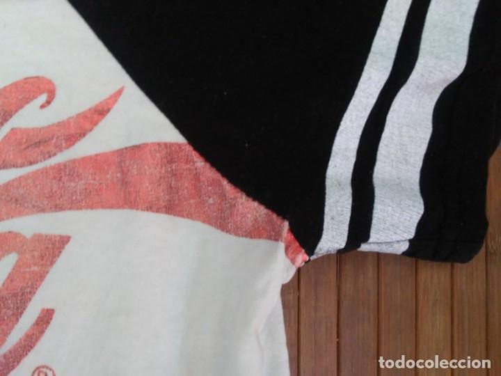Coleccionismo de Coca-Cola y Pepsi: Camiseta Enjoy Coca Cola Logo brillante Glitter T-Shirt cocacola - Foto 5 - 174402502