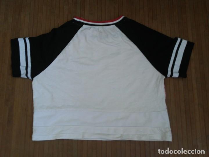 Coleccionismo de Coca-Cola y Pepsi: Camiseta Enjoy Coca Cola Logo brillante Glitter T-Shirt cocacola - Foto 11 - 174402502