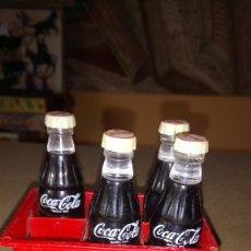Coleccionismo de Coca-Cola y Pepsi: CAJITA DE PLÁSTICO DE COCA-COLA.. Lote 175642932