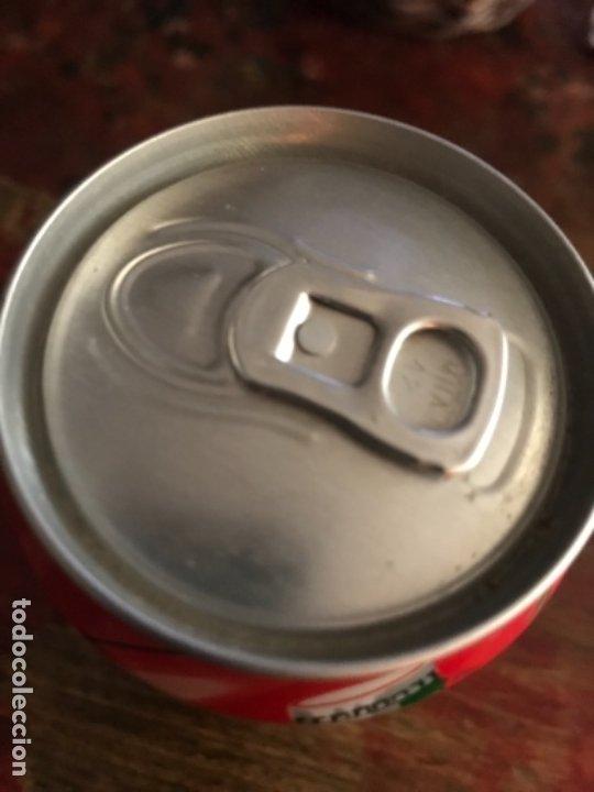 Coleccionismo de Coca-Cola y Pepsi: Lata Coca-Cola de Casablanca (Marruecos). Árabe. Sin abrir. Año 1998 33 cl - Foto 4 - 175821055