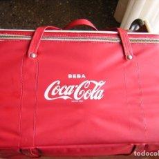 Coleccionismo de Coca-Cola y Pepsi: ANTIGUA NEVERA COCACOLA PICNIC AÑOS 1970. Lote 175991495