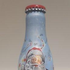 Coleccionismo de Coca-Cola y Pepsi: BOTELLA COCA COLA ALUMINIO - EDICIÓN LIMITADA - SIN ABRIR. Lote 176819325