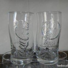 Coleccionismo de Coca-Cola y Pepsi: 2 VASOS DEL MUNDIAL COREA JAPON / SIN USAR. Lote 177195478
