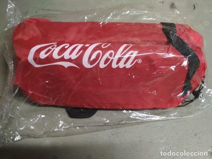 LAYBAG COCA COLA HAMACA HINCHABLE (Coleccionismo - Botellas y Bebidas - Coca-Cola y Pepsi)