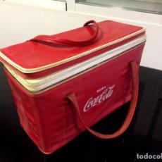 Coleccionismo de Coca-Cola y Pepsi: NEVERA VINTAGE COCA COLA. Lote 177309738