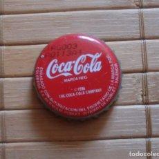 Coleccionismo de Coca-Cola y Pepsi: TAPÓN CHAPA CORONA COCA COLA 1996, QUART DE POBLET (VALENCIA). Lote 177694742
