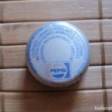 Coleccionismo de Coca-Cola y Pepsi: TAPÓN DE ROSCA METÁLICO PEPSI, AÑOS 80. Lote 177710119