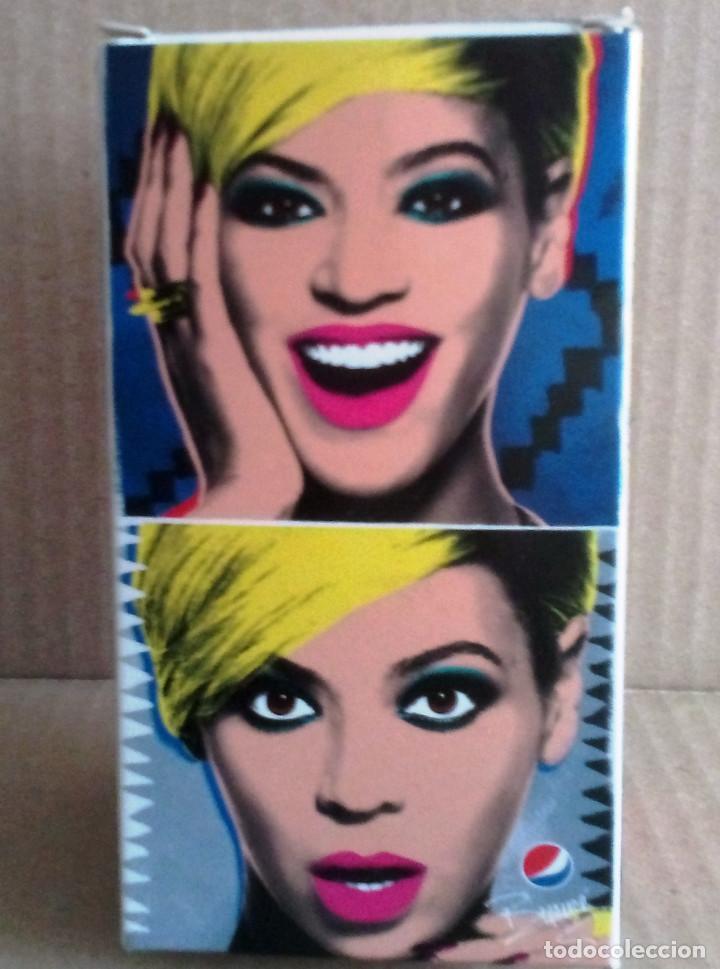 Coleccionismo de Coca-Cola y Pepsi: Vaso de Pepsi con la imagen de Beyoncé - Foto 2 - 177774358