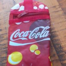 Coleccionismo de Coca-Cola y Pepsi: NEVERA TÉRMICA COCA COLA- IDEAL PLAYA. Lote 178865148
