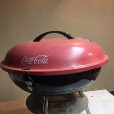 Coleccionismo de Coca-Cola y Pepsi: BARBACOA - COCA COLA - IDEAL PARA COLECCIONISTAS. Lote 179133591