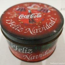 Coleccionismo de Coca-Cola y Pepsi: LATA COCA COLA FELIZ NAVIDAD. Lote 180175927