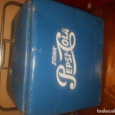 Coleccionismo de Coca-Cola y Pepsi: NEVERA PEPSI . Lote 180293320